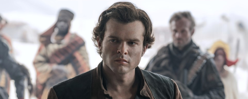 """SOLO: A STAR WARS STORY"": THIS IS THE GREAT GERMAN VOICE OF YOUNG HAN"